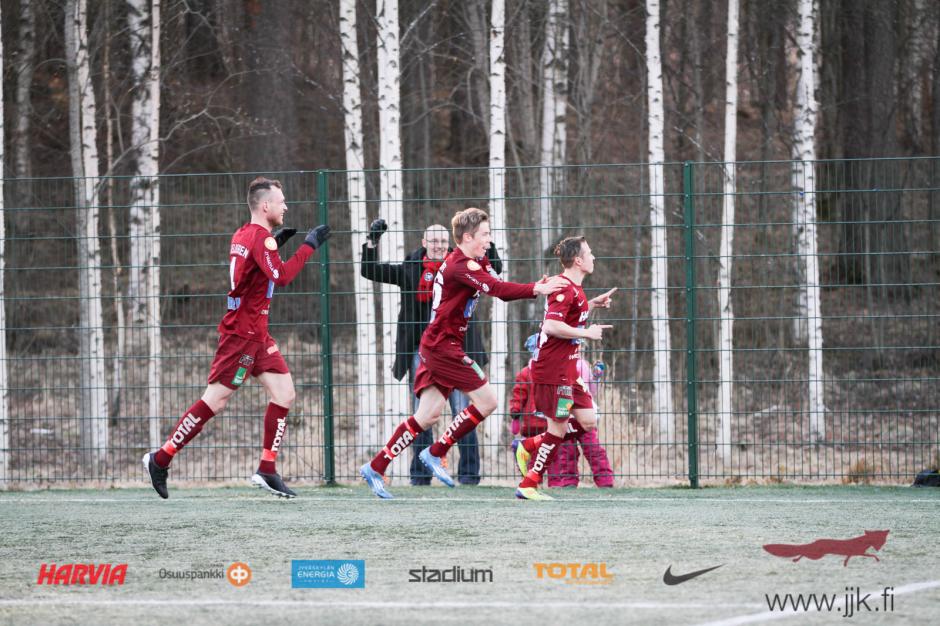 JJK:n Tommi Kari upotti TPS:n Suomen Cupissa