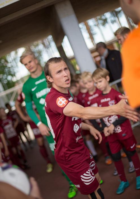 Tommi Kari - Kapteeni 2016