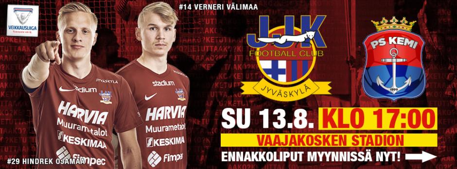 20170813-JJK-PSKEMI-ottelumainos-www-eiotteluisantaa