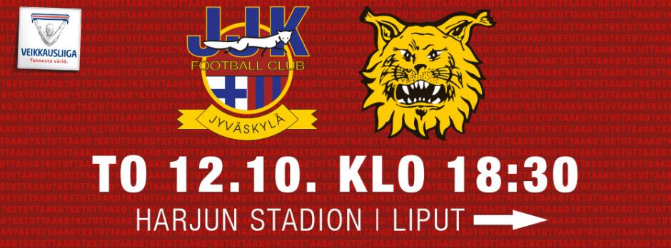 JJK - ILVES TO 12.10. klo 18:30