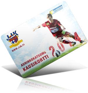 JJK Aurinkokausikortti 2014