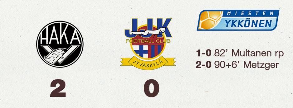 HAKA-JJK 2-0 26.4.2014