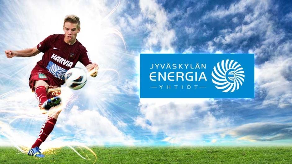 JJK ja Jyväskylän Energia jatkavat yhteistyötä