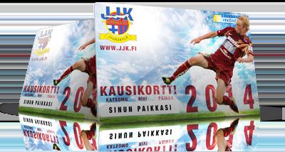 JJK Kausikortti 2014