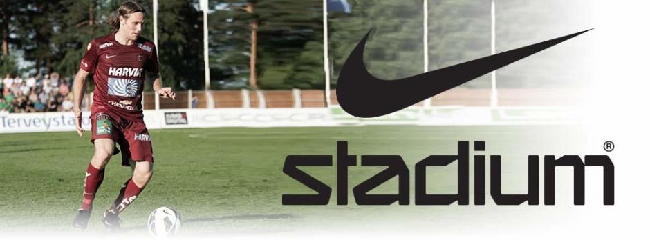 JJK, Stadium ja Nike yhteistyöhön