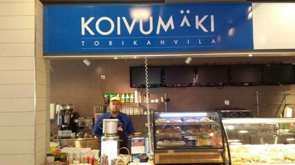 Torikahvila Koivumäki palaa Harjulle
