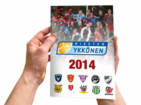 Ykkönen 2014
