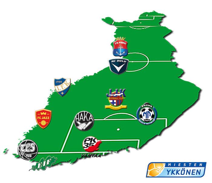 ykkonen-joukkuekartta-2015