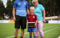 JJK -05 joukkueen Jasper Joutsenvirta on Elenian kuukauden juniori