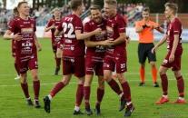 JJK aloitti kotiottelunsa komealla 2-1-derbyvoitolla FC Vaajakoskesta
