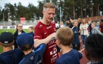 Katso Jussi Reinilän kuvakooste JJK-FCV -ottelusta