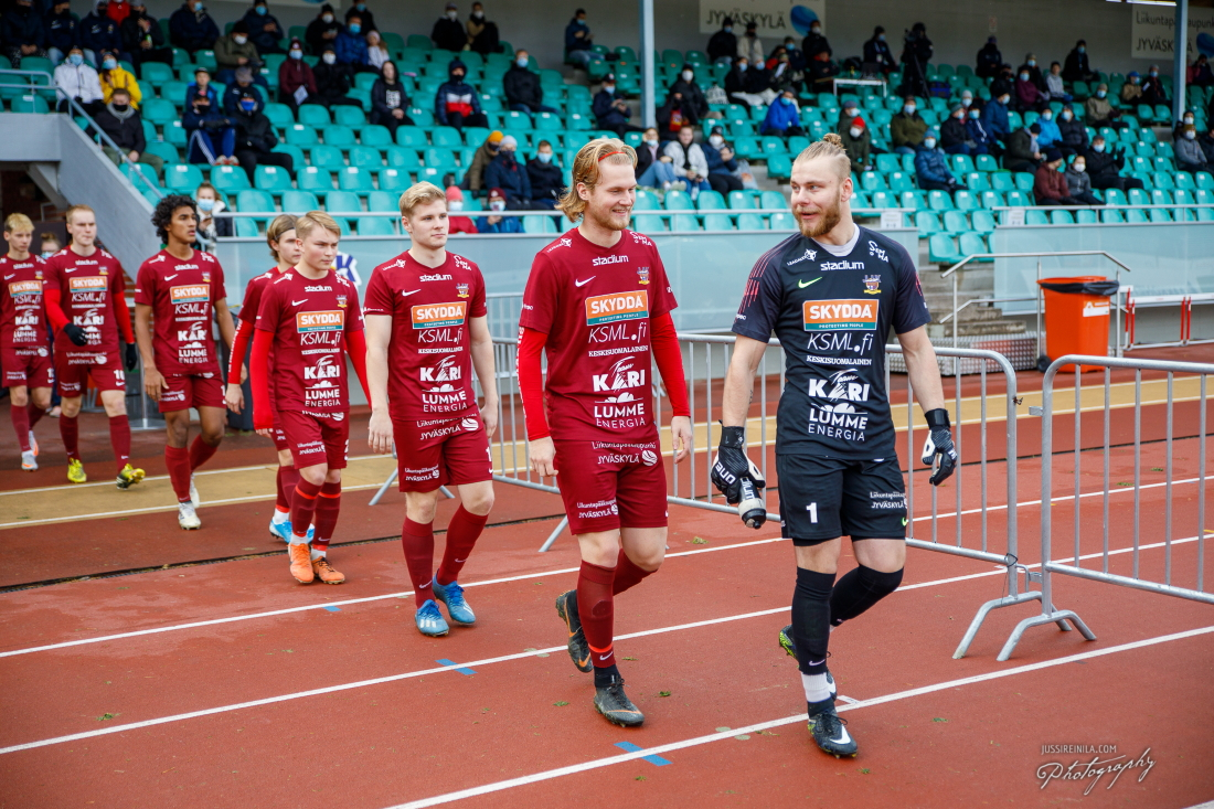 JJK Jyväskylä – Olli Pöyliö Jatkaa Kettupaidassa