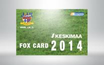 JJK Foxcard 2014