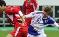 JJK:n Iiro Järvinen U18-maajoukkueessa