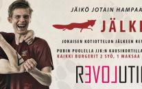 JJK:n jälkipelit Revolution Pubissa